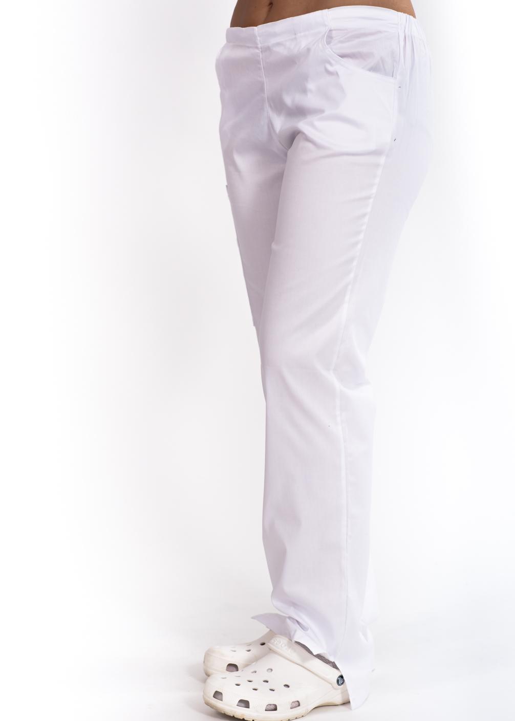 c6cee6aa87 Primula dámske nohavice- biela - DiangeloDiangelo